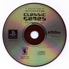 A Collection Of Activision Classic Games For The Atari 2600 (Greatest Hits) (SLUS-00777) (CD)