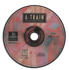 A-Train (Long Box) (SLUS-00003) (CD)