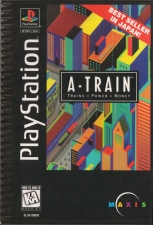 A-Train (Long Box) (SLUS-00003) (Front)