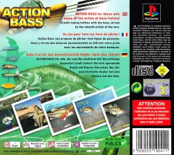 Action Bass (SLES-03105) (Back)