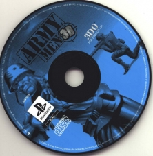 Army Men 3D (AU) (SLES-02378) (CD)