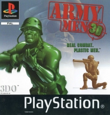 Army Men 3D (Fr) (SLES-02378) (Front)