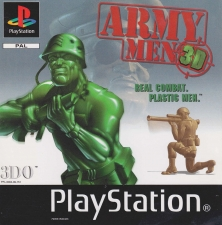 Army Men 3D (SLES-02378) (Front)
