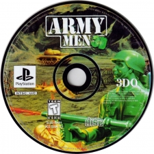 Army Men 3D (SLUS-00491) (CD)