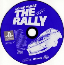 Colin McRae - The Rally (SLPS-01938) (CD)
