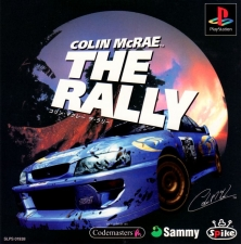 Colin McRae - The Rally (SLPS-01938) (Front)