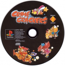 Crime Crackers (SCPS-10003) (CD)