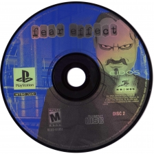Fear Effect (4CD) (SLUS-00920-01056-01057-01058) (CD2)