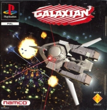 Galaxian 3 (SCES-00269) (Front)