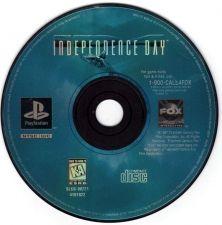Independence Day (SLUS-00221) (CD)