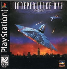 Independence Day (SLUS-00221) (Front)
