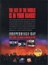 Independence Day (SLUS-00221) (Inlay)