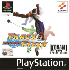 International Track & Field (SLES-00333) (Front)