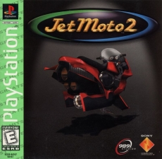 Jet Moto 2 (Greatest Hits) (SCUS-94167) (Front)
