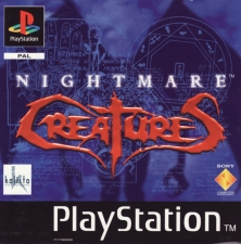 Nightmare Creatures (French) (SCES-00582) (Front)