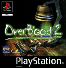 OverBlood 2 (2CD) (G) (SLES-02187-12187) (Front)