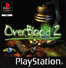 OverBlood 2 (2CD) (It) (SLES-01880-11880) (Front)