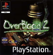 OverBlood 2 (2CD) (SLES-01879-11879) (Front)
