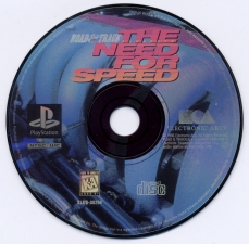 Road & Track Presents The Need For Speed (SLUS-00204) (CD)