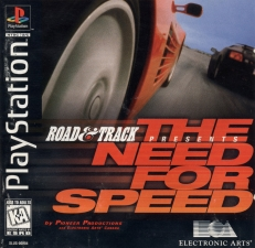 Road & Track Presents The Need For Speed (SLUS-00204) (Front)