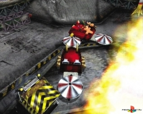 Robot Wars: Arenas Of Destruction