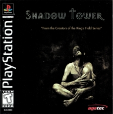 Shadow Tower (SLUS-00863) (Front)