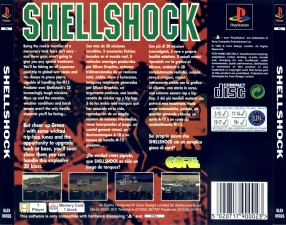 ShellShock (SLES-00026) (Back)