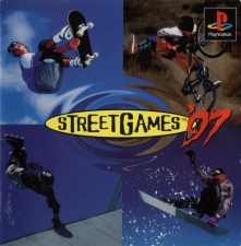 Street Games '97 (SIPS-60019) (Front)
