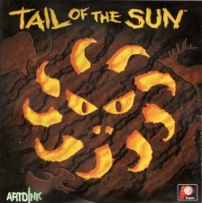 Tail Of The Sun: Wild, Pure & Simple Life (SCUS-94607) (Front) (C)