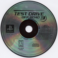 Test Drive Off-Road 3 (SLUS-00840) (CD)