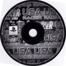 USA Racer (SLES-03810) (CD)