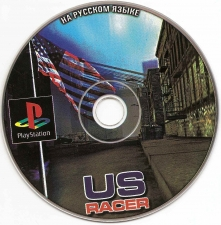 USA Racer (SLES-03810) (Russian) (Kudos) (CD)