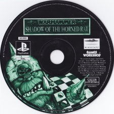 Warhammer Shadow Of The Horned Rat (SLES-00028) (CD)