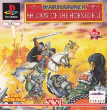 Warhammer Shadow Of The Horned Rat (SLES-00028) (Front)