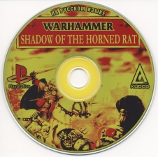 Warhammer Shadow Of The Horned Rat (SLUS-00117) (Russian) (Kudos) (CD)