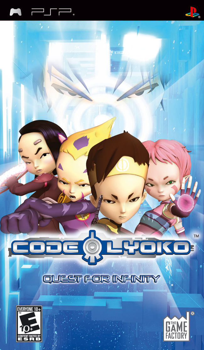 Download Game Code Lyoko Quest For Infinity Psp Iso