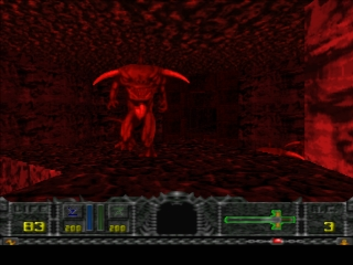 Hexen (Hexen: Beyond Heretic)