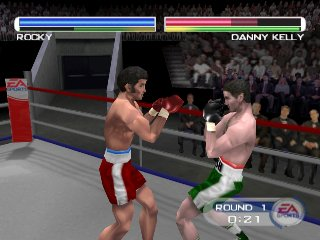 Knockout Kings 2001 (Box Champions 2001)
