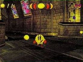 Pac-Man: Ghost Zone