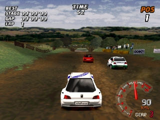 V-Rally 97: Championship Edition (Need For Speed: V-Rally)